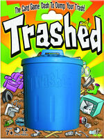Trashed Card Game Dash to Dump Your Trash - Trashed The Card Game Dash To Dump Your Trash!