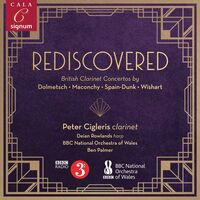 Peter Cigleris - Rediscovered