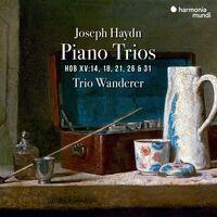 Trio Wanderer - Haydn: Piano Trios Xv:14, 18, 21, 26 & 31