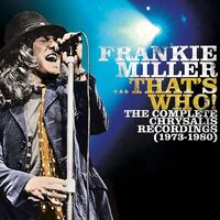 Frankie Miller - That's Who - Complete Chrysalis Recordings (1973-1980)