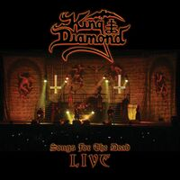 King Diamond - Songs For The Dead Live [LP]