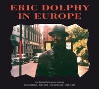 Eric Dolphy - In Europe (Bonus Tracks) [Limited Edition] [Digipak] (Spa)
