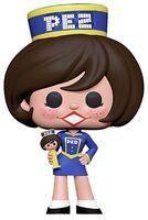 Funko Pop! AD Icons: - FUNKO POP! AD ICONS: PEZ - PEZ Girl (Brunette)