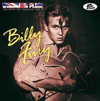 Billy Fury - Wondrous Place: The Brits Are Rocking 2