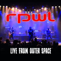 Rpwl - Live From Outer Space [Colored Vinyl] [Limited Edition] (Red) (Wht)