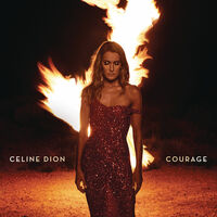 Celine Dion - Courage (Cvnl) (Gate) (Ofgv) (Red)