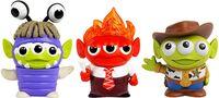 Pixar - Mattel - Pixar Aliens Incognito 3-Pack #2