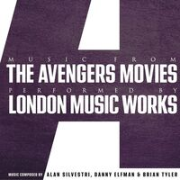 London Music Works - Music From The Avengers Movies (Uk)