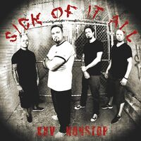 Sick Of It All - Xxv Nonstop [Limited Edition] (Red) (Uk)