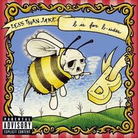 Less Than Jake - B Is For B-Sides [Indie Exclusive Limited Edition Clear/Opaque Yellow LP]