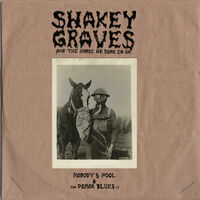Shakey Graves - Shakey Graves And The Horse He Rode In On (Nobody's Fool & The Donor ) Blues EP)