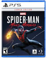 Ps5 Marvel's Spider-Man: Miles Morales - Launch Ed - Marvel's Spider-Man: Miles Morales Launch Edition for PlayStation 5
