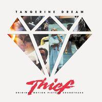 Tangerine Dream Blk Ogv - Thief / O.S.T. (Blk) (Ogv)