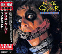 Alice Cooper - Constrictor [Reissue] (Jpn)