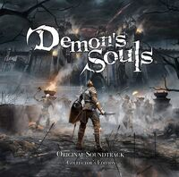 Game Music Jpn - Demon's Souls Original Soundtrack (Collector's Edition)