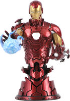 Diamond Select - Diamond Select - Marvel Comic Iron Man Bust