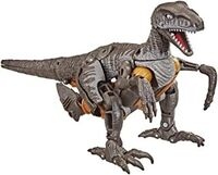 Tra Gen Wfc K Voyager Dinobot - Hasbro Collectibles - Transformers Generations War For Cybertron KVoyager Dionbot