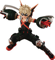 Good Smile Company - Good Smile Company - My Hero Academia Pop Up Parade Katsuki Bakugo PVCCostume