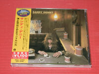 Sandy Denny - The North Star Grassman And The Ravens (Japanese Reissue)