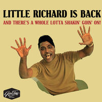 Little Richard - Little Richard Is Back (And There's A Whole (Mod)