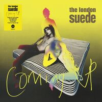 London Suede - Coming Up: 25th Anniversary Edition [Clear Vinyl] [180 Gram]