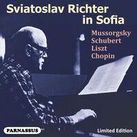 Sviatoslav Richter - Sviatoslav Richter In Sofia (Legendary Concerts
