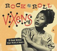 Rock And Roll Vixens 6 / Various - Rock And Roll Vixens 6 / Various