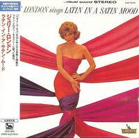 Julie London - Latin In A Satin Mood (Paper Sleeve)