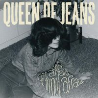 Queen of Jeans - If You're Not Afraid, I'm Not Afraid [Colored Vinyl] [Download Included]