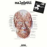 Area - Maledetti (Maudits) (Jmlp) [Limited Edition] (Blus) [Remastered]
