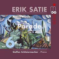Satie / Schleiermacher - Piano Music 6