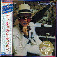 Elton John - Elton John's Greatest Hits [Import Limited Edition]