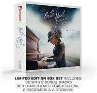Beth Hart - War In My Mind [Limited Edition Deluxe Box Set]