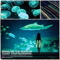 Bring Me The Horizon - Count Your (Metallic Gold [Colored Vinyl]