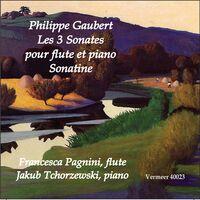 Francesca Pagnini - Les Tres Sonatas Flute Et Pian