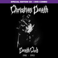 Christian Death - Death Club (W/Dvd)
