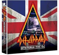 Def Leppard - Hysteria At The O2 [DVD Includes 2CD's]