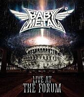 BABYMETAL - Live At The Forum / (Jpn)