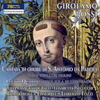 Rossi / Raffi / Tozzi - Cantata In Onore