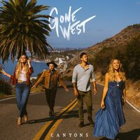 Gone West - Canyons [LP]
