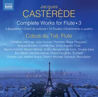 Cobus Du Toit - Complete Works For Flute 3