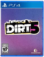 Ps4 Dirt 5 - DiRT 5 for PlayStation 4