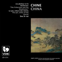 Sou Si-Tai - Chine: Le Qin, Cithare Des Lettrés (China: The Qin, Zither Of The Literati)