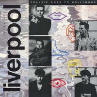 Frankie Goes To Hollywood - Liverpool [LP]