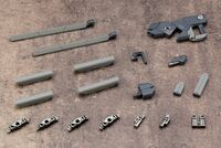 M.S.G. - Weapon Unit01 Burst Railgun - Kotobukiya - M.S.G. - Weapon Unit01 Burst Railgun