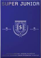 Super Junior - 2021 Season's Greetings (incl. 2021 Desk Calendar, Hard Cover Diary, Frame+Postcard Calendar Set, Folded Poster Calendar Set, St