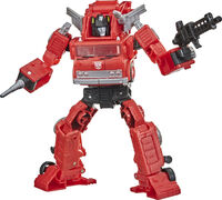 Tra Gen Wfc K Voyager Inferno - Hasbro Collectibles - Transformers Generations War For Cybertron KVoyager Inferno