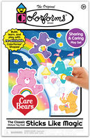 Colorforms Care Bears Sharing & Caring Play Set - Colorforms Care Bears Sharing & Caring Play Set