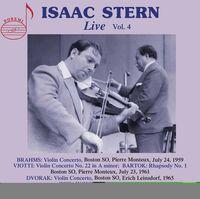 Isaac Stern Live 4 / Various (2pk) - Isaac Stern Live 4