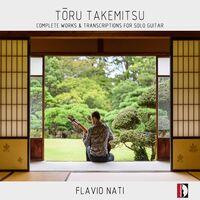 Takemitsu / Nati - Complete Works & Transcription